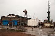 Iconic Gdansk shipyard (note: Not Remontowa)<br /> <br /> Gdansk and Remontowa Shipyards
