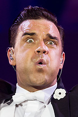 JUN 29 2014 Robbie Williams Live Manchester