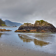 Whaleshead - Oregon Coast - HDR