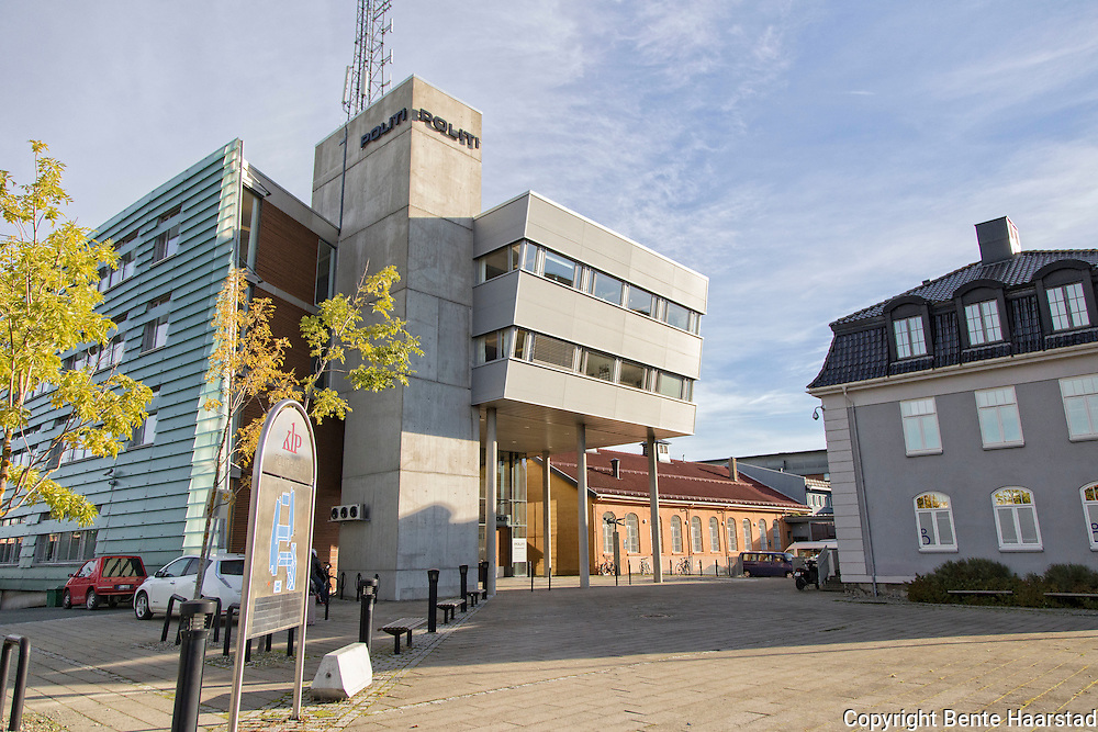 Politihuset i Trondheim, Brattøra.