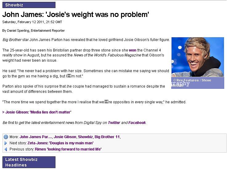 John James / Emmerdale.me.uk / February 2011