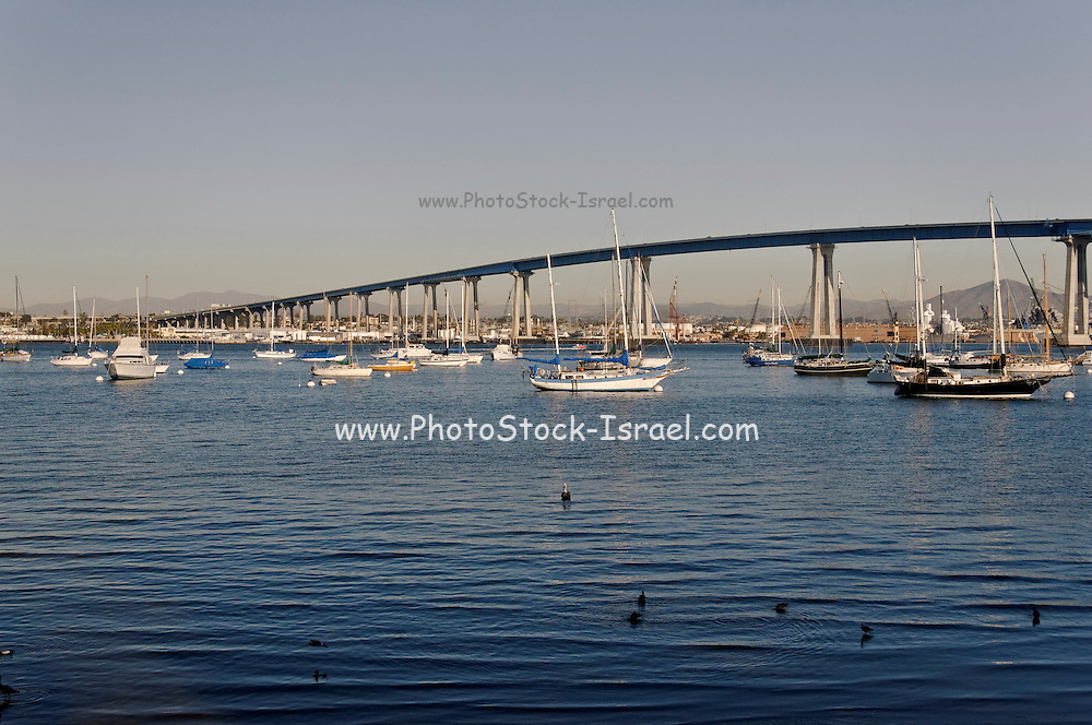 USA, California, San Diego Coronado Bridge