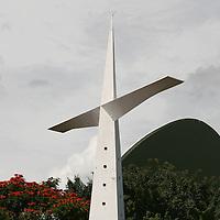 Candela Church in Cuernavaca, Mexico
