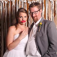Beth & Patrick Wedding Photo Booth