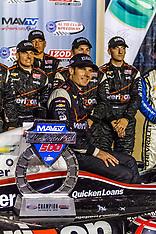 IZOD Indycar Series 2013 MAVTV 500 Championship at Auto Club Speedway.
