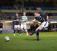 09-09-2014 -  Celtic v Dundee,  SPFL Development League