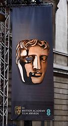 The EE British Academy Film Awards (BAFTA) 2016 at the Royal Opera House, Covent Garden, London on Sunday 14  February 2016