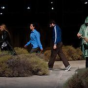 Don Quixote<br /> Blitz Theatre Co <br /> Athens Festival 28-29 June, 21:00  Peiraios 260, Building D<br /> <br /> Adapted and directed by<br /> Giorgos Valais, Aggeliki Papoulia, Christos Passalis<br />  <br /> Lighting: Tasos Palaioroutas<br />  <br /> Set - Costumes: Eva Manidaki<br /> <br /> With: Aris Armaganidis, Giorgos Valais, Mihalis Mathioudakis, Aggeliki Papoulia, Christos Passalis, Fidel Talaboukas, Marissa Triantafyllidou, Nikos Flessas, Errikos Litsis et al.