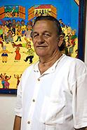 Holguin artist Rolando Salvador Pavon