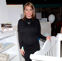 Billi Mucklowl attends The Baby Sow at ExCel Centre, London on Friday 20 February 2015