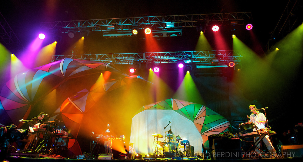 Animal Collective close Field Day in London