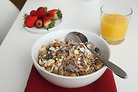 Mornflakes Cereals..Extra Crispy Museli.Date, fig and apple.
