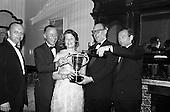 1964 - Reception for 5th Annual Tara Cup Rotterdam - Dublin Air Rally