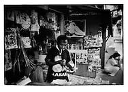 Sari Sari shop in Malate, Manila, Philippines.