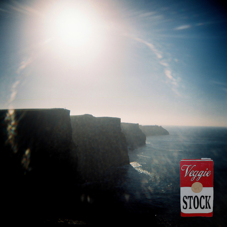 Cliffs of Moher, Co. Clare, Ireland, Feb. 2010.