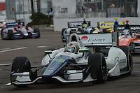 Simona de Silvestro, Honda Grand Prix of St. Petersburg, Streets of St. Petersburg, St. Petersburg, FL USA 03/24/13