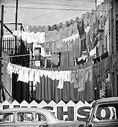 Laundry, North Beach ca. 1947