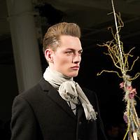 Fashion Week-Robert Geller GQ award winner