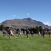Highlanders V Chiefs Queenstown