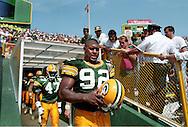 1993-Green Bay, Reggie White. Packers vs Eagles.