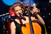 Erin And Her Cello perform at Ars Nova in New York City on July 22, 2010.  Copyright © 2010 Chris Owyoung. All Rights Reserved.
