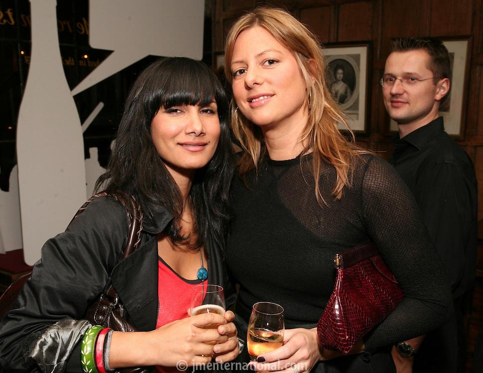 Shyla Hassan and Olivia Takhar