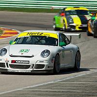 #02 Competition Motorsports Porsche GT3 Cup: Wesley Hoaglund