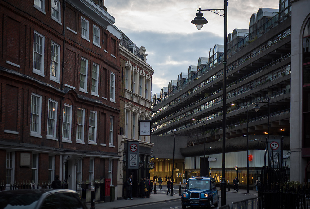 The City of London, London, UK.<br /> Photo&copy;Steve Forrest/Workers' Photos