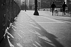Viaduto do Cha localizado no Vale do Anhangabau, no centro da cidade de Sao Paulo. / Viaduct of Cha located in the Vale do Anhangabau, at the center the city of Sao Paulo...Foto © Adri Felden/Argosfoto