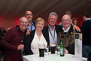 A stimulating Business Diary Date: 29th September to 1st October, Burlington Hotel Dublin &ndash; Irish Pubs Global Gathering Event.<br /><br />Pictured at the event- <br />Shay Dwyer<br />Derek Dwyer<br />Mary Shaloey<br />Raymond Searson<br />Shay Clarke<br /><br />&bull;                     21 Countries represented<br />&bull;                     Over 600 Irish Pub Enterprises from around the world<br />&bull;                     The growth of Craft Beers<br />&bull;                     Industry Experts<br />&bull;                     Bord Bia &ndash; an export opportunity<br />&bull;                     Transforming a Wet Pub into a Gastro Pub<br /><br />We love our Irish pubs but we of course have seen an indigineous decline resulting in closures nationwide in recent years.<br />Not such a picture worldwide where the Irish pub is a growing business success story.<br />Hence a global event and webcast in Dublin next week, called Irish Pubs Global Gathering Event  in the Burlington Hotel, Dublin, on September 29 to October 1st, backed by LVA and VFI.<br />Spurred on by The Irish Diaspora Global Forum in Dublin Castle 2 years ago, Irish entrepreneur Enda O Coineen has spearheaded www.irishpubsglobal.com into a global network with 20 chapters around the world and a database of over 4,000 REAL Irish pubs.<br />It promises to be a stimulating conference, with speakers bringing a worldwide perspective to the event. The Irish Pubs Global Gathering Event is a unique networking, learning and social gathering. A dynamic three-day programme bringing together Irish Pub owners &amp; managers from all over the world and will focus on 'The Next Generation' of Irish pubs.<br /> <br />Key Note Speakers available for Interview<br />1.       Paul Mangiamele, CEO Bennigans<br />2.      Dr. Pearse Lyons, CEO ALLTECH<br />3.      Enda O Coineen, President of Irish Pubs Global<br />4.      Kingsley Aikins, CEO of Diaspora Matters<br /><br />Paul Mangiamele, CEO Bennigans<br />Paul M. 