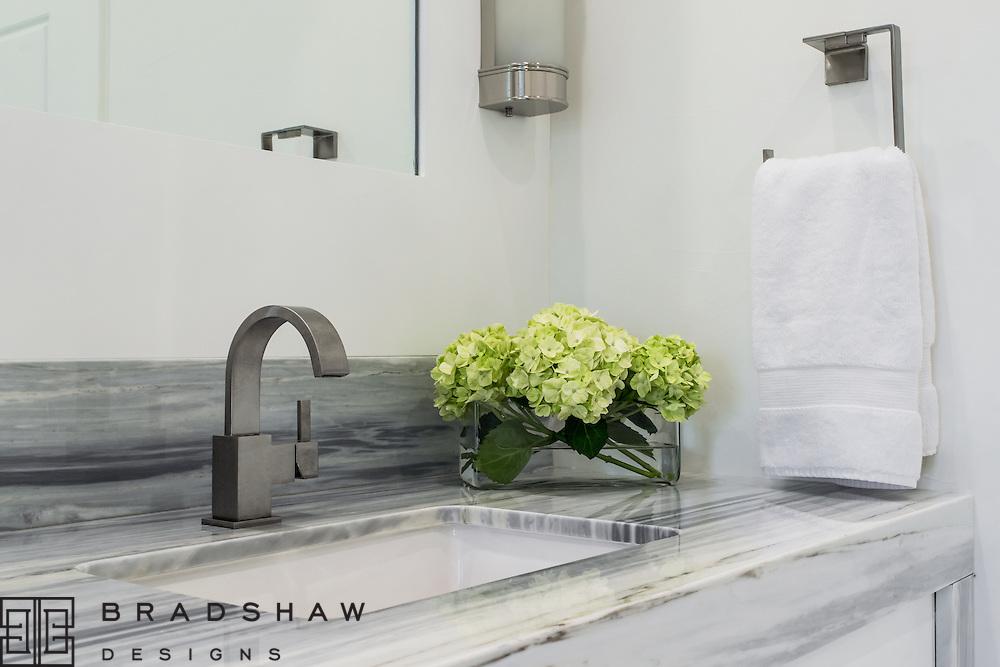 1st Place Award!  ASID Pinnacle of Design 2016, Master Bath, New Construction.