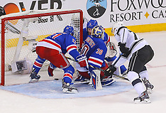 June 11, 2014: Stanley Cup Finals Game 4 - Los Angeles Kings at New York Rangers