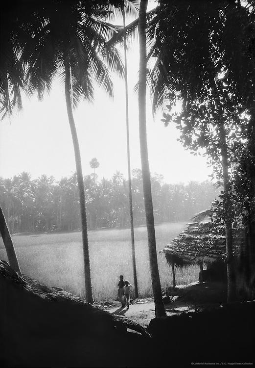 Trivandrum, India, 1929