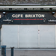 Cafe Brixton. <br />