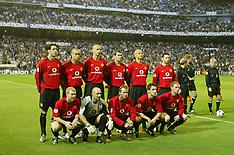 030408 Real Madrid v Man Utd