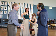 "Rehearsal for ""Pride and Prejudice"" at the Guthrie Theater, Wednesday, June 19, 2013."