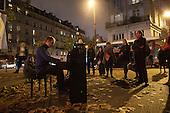 Paris Terror Attacks Mourning Bataclan