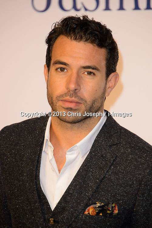 Blue Jasmine - UK film premiere. <br /> Tom Cullen arrives for the Blue Jasmine film premiere, Odeon, London, United Kingdom. Tuesday, 17th September 2013. Picture by Chris Joseph / i-Images