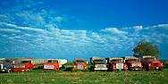 Trucks, Oregon Road, New York, Cutchogue