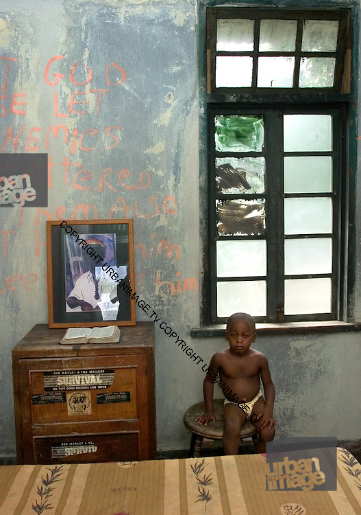 Bob Marley Home - Trenchtown Jamaica 2007