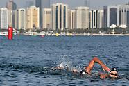 Day0 Training 2016 Marathon Swimming FINA/HOSA 10 Km Abu Dhabi