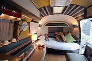 Rooftop Glamping in an Airstream Caravan in Cape Town