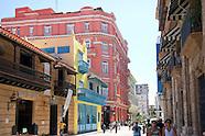 Hotel Ambos Mundos, Havana Vieja, Cuba.