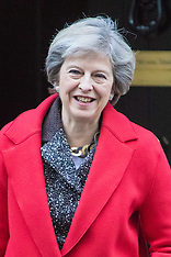 2016-11-29 UK Cabinet meets at Downing Street