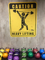 From the cross-fit area at 3T Moholt, Trondheim, Norway