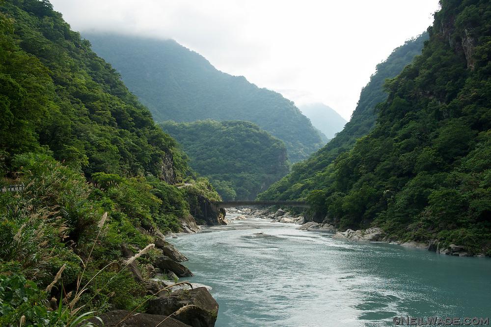 The Suhua Highway has stunning views of Taiwan's east coast.