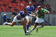 South Africa v Samoa