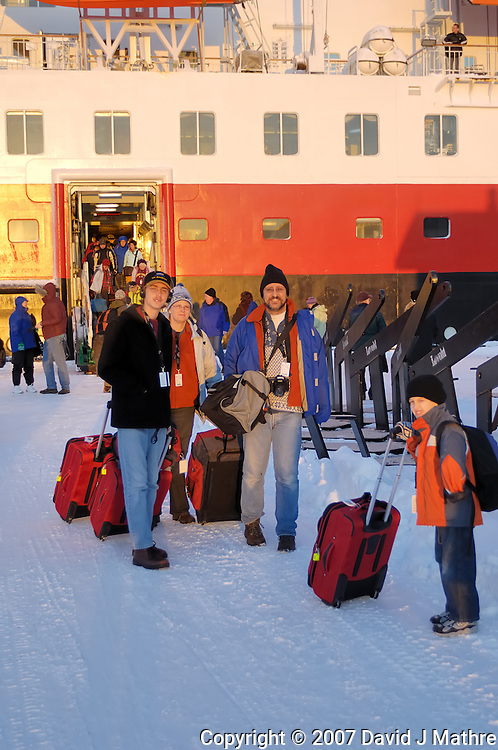 Gone to See Norway Mathre Family Tour 2007