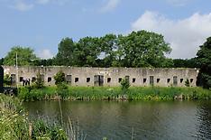 Fort benoorden Spaarndam, Spaarndam West