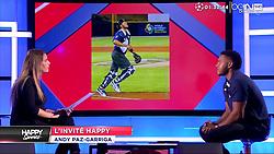 Andy Paz, beIN Sport TV, 2016.